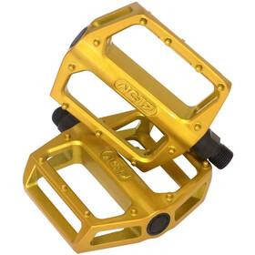 NC-17 STD Zero Pro Pédales, gold